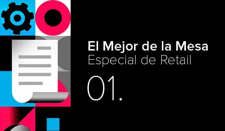 El Mejor de La Mesa / Retail 01